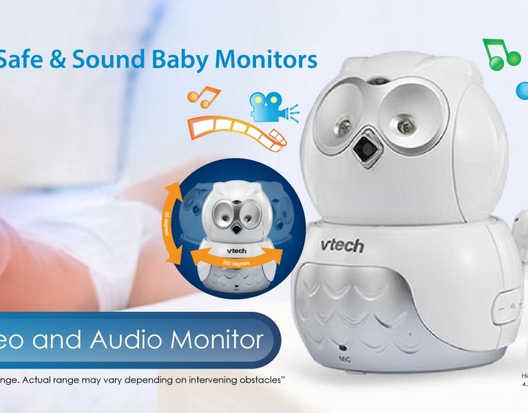 Vtech BM4500 Banner