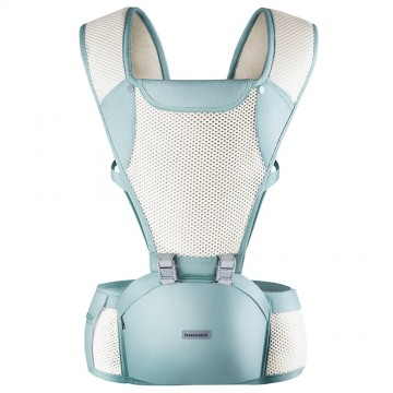 Classic™ 3 In 1 Ergonomic Newborn - Toddler Carrier (Mesh B)