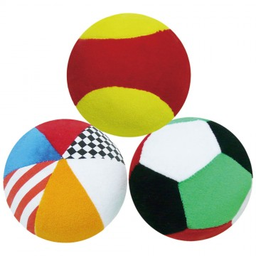 Sport Balls Set (3pcs)