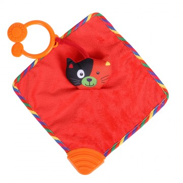 Crinkly Pals Teether - Animal