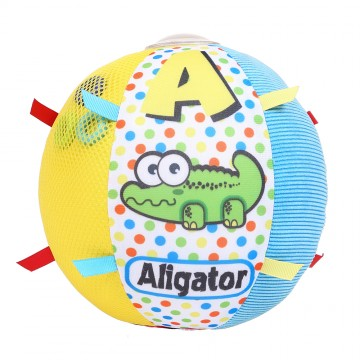 Abc Discovery Ball - 18cm