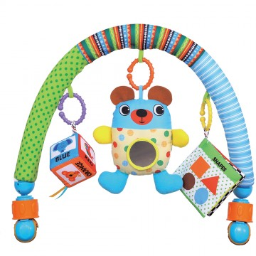 Jolly Bear Travel & Learn Stroller Arch
