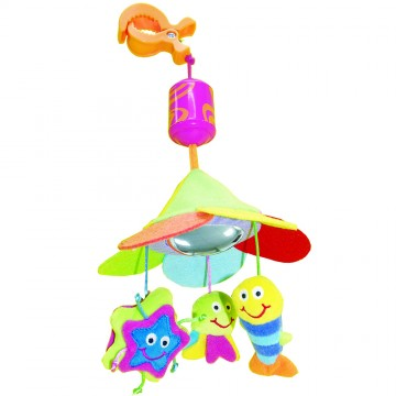 Wind Chime Travel Mobile