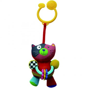 Travel Pals Rattle - Puppy/Kitty