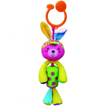 Wind Chime Travel Pals - Bunny/Kitty