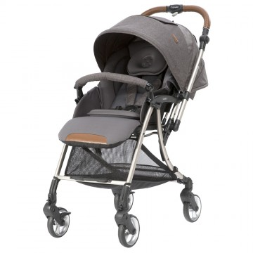 Freemove™ 360° Premium Stroller - Dark Grey