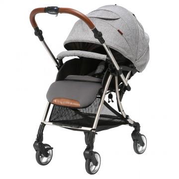 Freemove™ 360° Premium Stroller - Gray