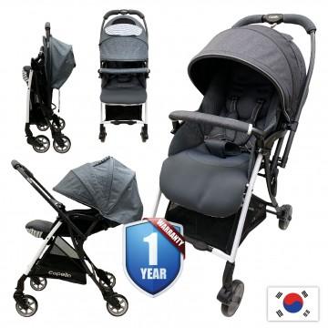 Wi-Lite Plus™ Stroller - Dark Grey