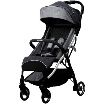 Airmove™ Premium Travel Stroller - D/Gray (FREE FERRARI LUGGAGE SCOOTER)