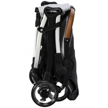 Airmove™ Premium Travel Stroller - D/Gray (FREE WALKER)