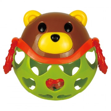 Intelligence Soft Rattle - Bear