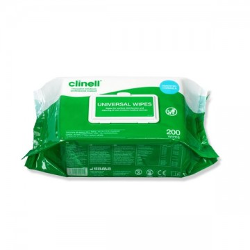 Universal Wipes Pack (200pcs)