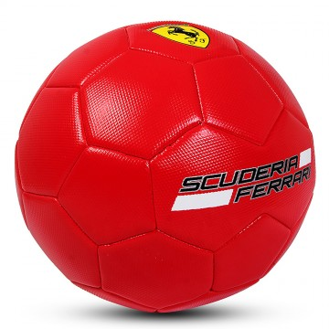 Soccer Ball - Red