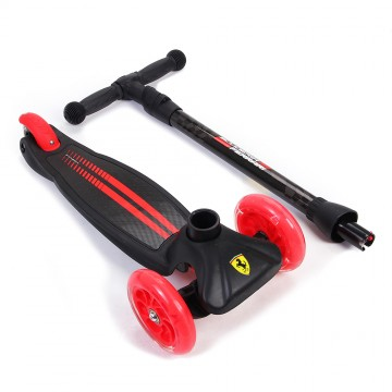 Twist Scooter - Black