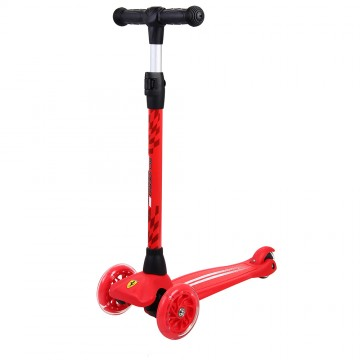 Twist Scooter - Red