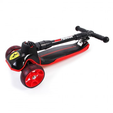 Foldable Twist Scooter - Black