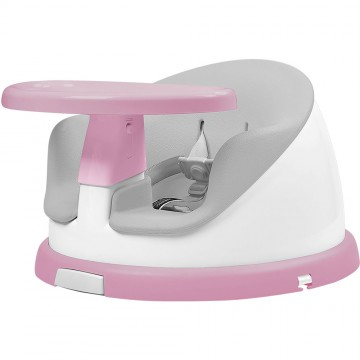 I-Twist Portable & Swivel Booster Chair - Pink
