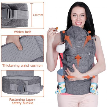 Ergonomical Baby Carrier