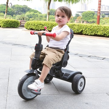 Deluxe™ 4 In 1 Tricycle