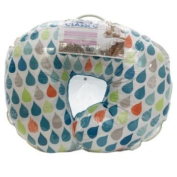 Classi'C Nursing Pillow/Positioner - Water Drop