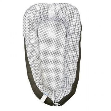 Nest™ Portable Co-Sleeper - Grey