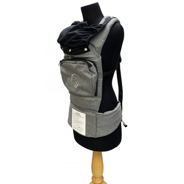 Go Pouch™ Baby Carrier - GREY/FOX