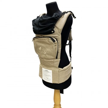 Go Pouch™ Baby Carrier - BROWN/CAT