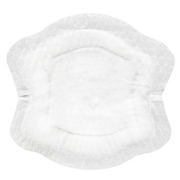Simplee Nurture™ Contoured Disposable Breast Pads (50pcs)