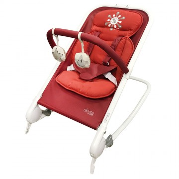 Siesta™ Baby Rocker - Red