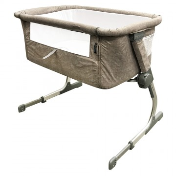 Dreemee™ Side Sleeping Crib - Brown