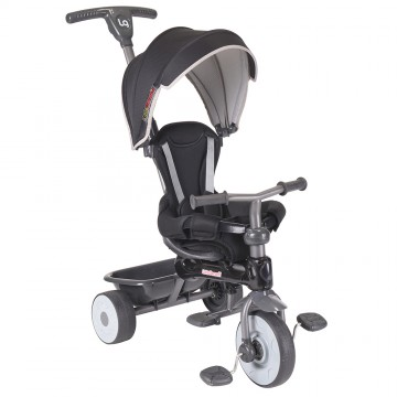 Classic™ 4 In 1 Tricycle (BLACK)
