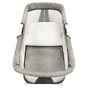 Rocky™ 2 In 1 Baby Bedside Crib