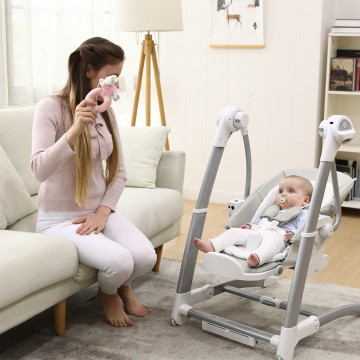 Trio™ Baby Highchair/Swing/Booster