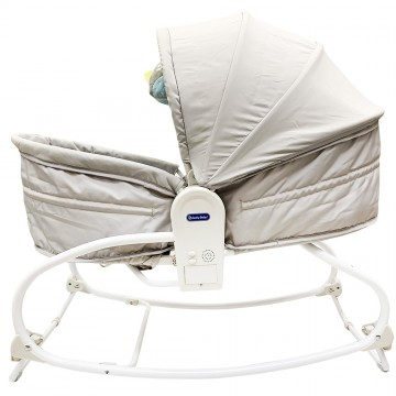 Rocky Snoozy™ 3 In 1 Rocker/Sleeper/Chair - Beige