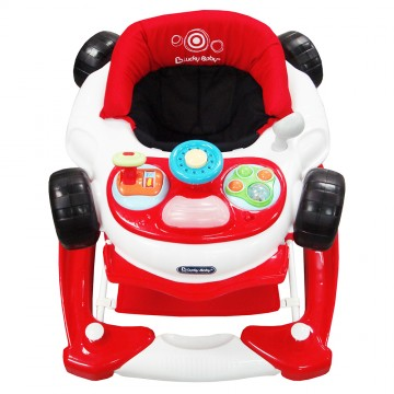 Racer Plus™ 2 In 1 Baby Walker/Rocker