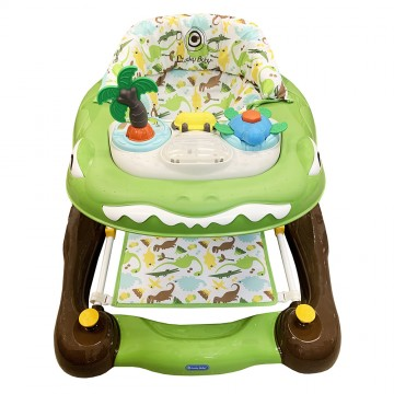 Derex™ 2 In 1 Baby Walker/Rocker