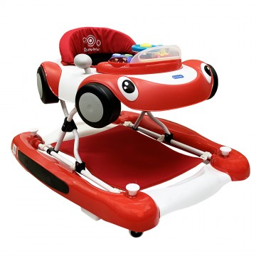 Bumble™ 2 In 1 Baby Walker/Rocker NEW