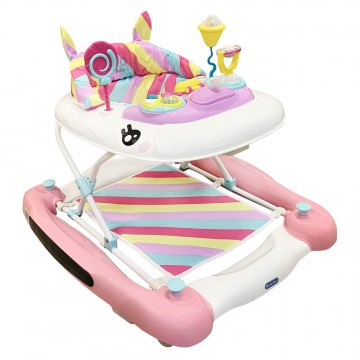Yoona™ 2 In 1 Baby Walker/Rocker