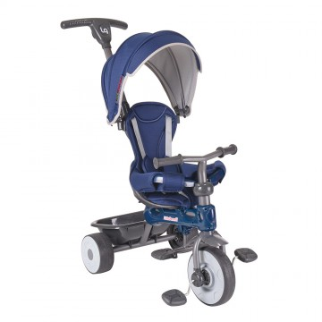 Classic™ 4 In 1 Tricycle (BLUE)