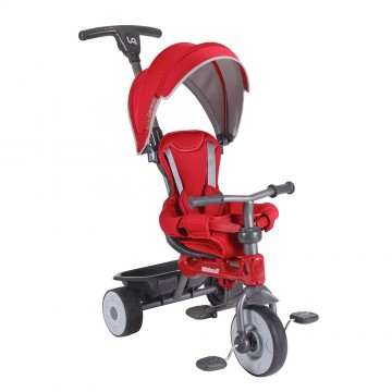 Classic™ 4 In 1 Tricycle (RED)