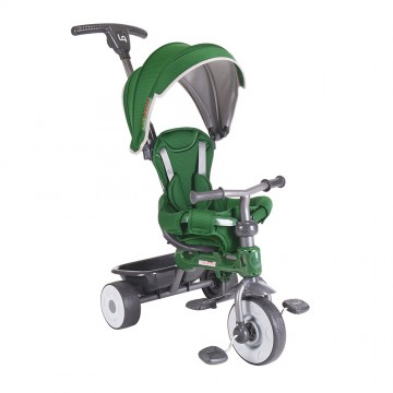 Classic™ 4 In 1 Tricycle (GREEN)