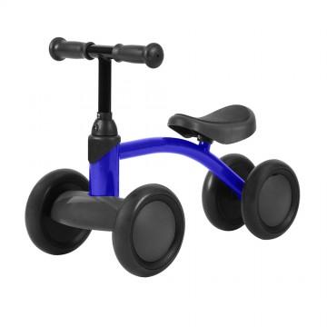 Quattro™ 4 Wheel Balance Bikes - Blue