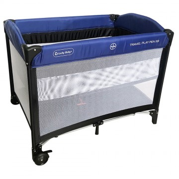 S9™ Travel Playpen - Blue