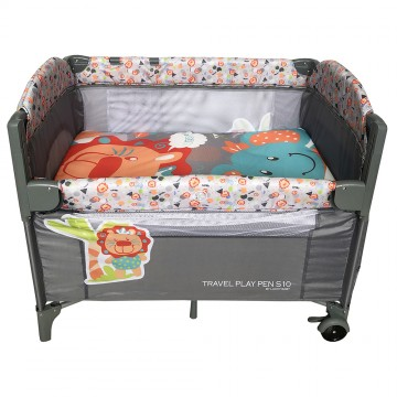 S10 Bedside Playpen - Lion