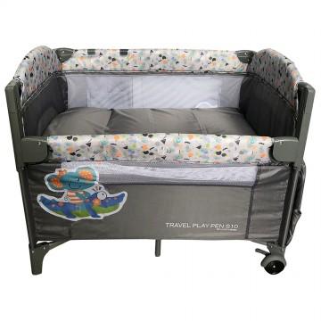 S10 Bedside Playpen - Elephant