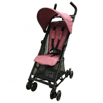 City Minee™ Light Weight Stroller - Wine