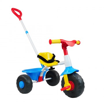 Spago™ 2 In 1 Junior Tricycle - Blue