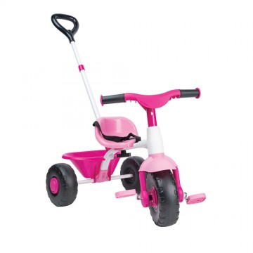 Spago™ 2 In 1 Junior Tricycle - Pink