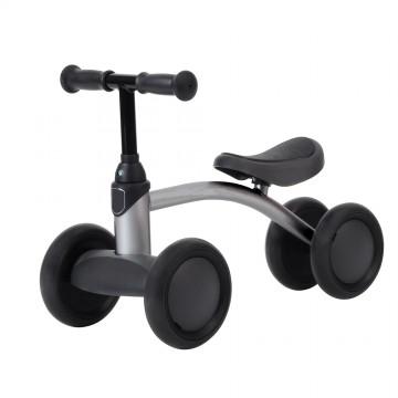 Quattro™ 4 Wheel Balance Bikes - Sliver