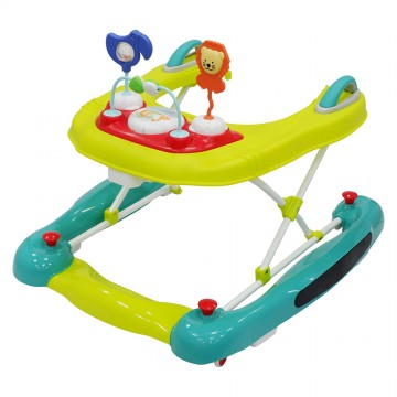 Safaree™ 3 In 1 Baby Walker/Rocker/Pusher